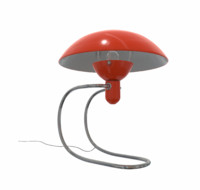 lamp mounted walls 3d model