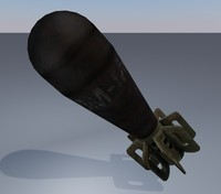 m69 mortar 3d 3ds