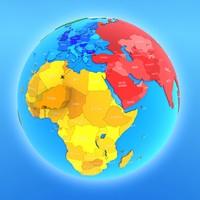 globe earth x