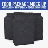 package mock c4d