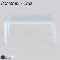 bontempi cruz 3d model