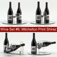 alcohol set 6: mitchelton max