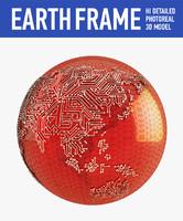 3d model earth 6
