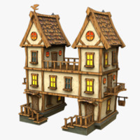 3d max house games