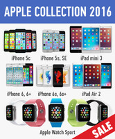 Apple electronics collection 2016
