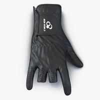 3d bowling glove 2 model