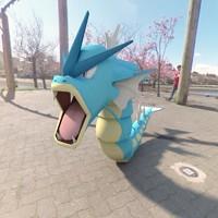 3d pokemon gyarados