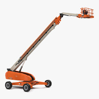 3d telescopic boom lift jlg