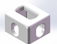 3d fittings containers model