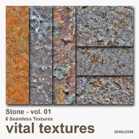 Stone Textures vol.01