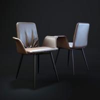 3d max maverick-chair