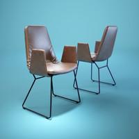 3d plies-chair