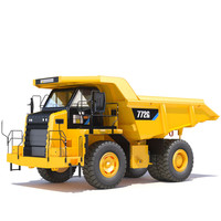 3ds mining rigid dumptruck