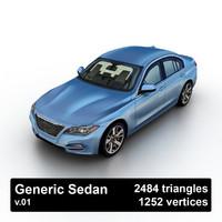 Generic Sedan v.01