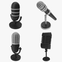 3d set microphones