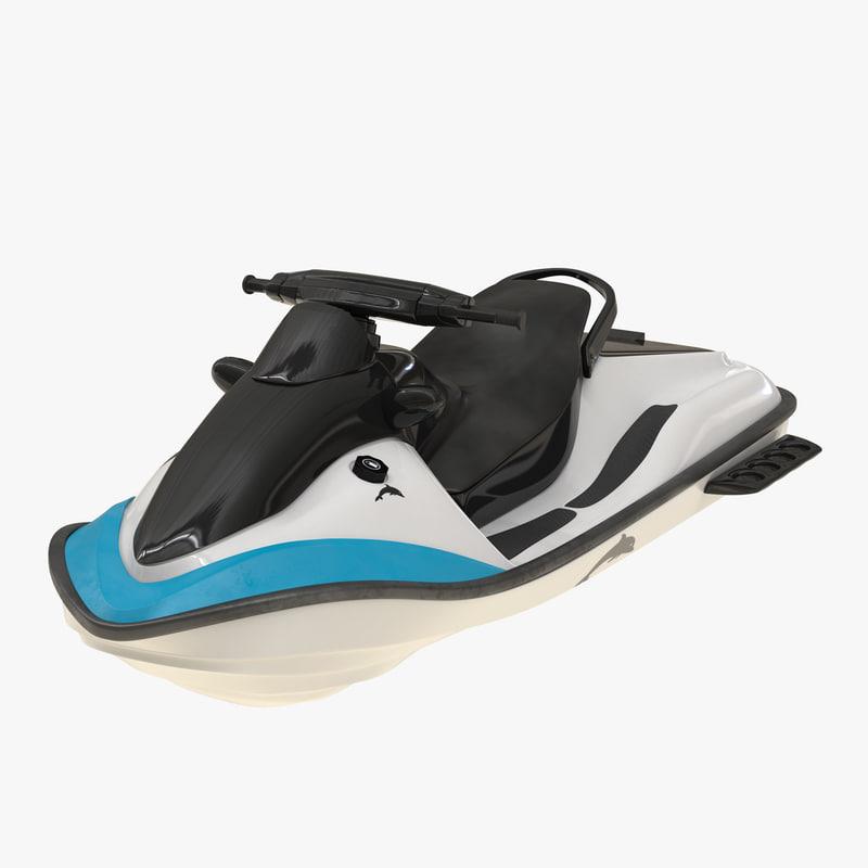 Jet Ski Generic 3d model 00.jpg