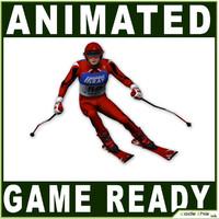 3d ski