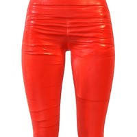 legging red 3d obj