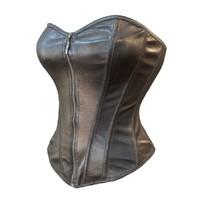 obj leather corset