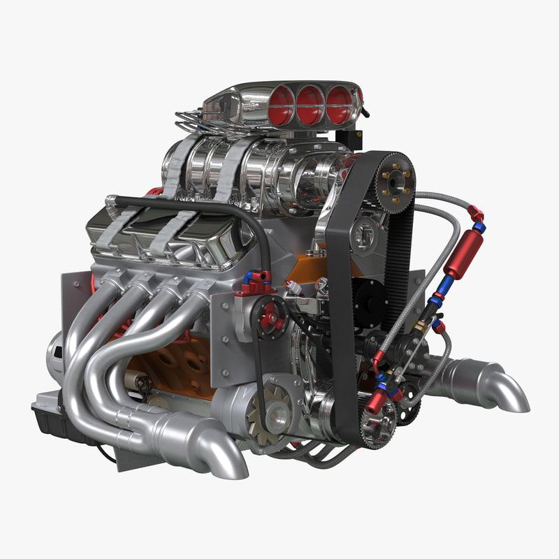Diesel Engine 3d model 00.jpg