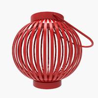 3d 3ds lantern