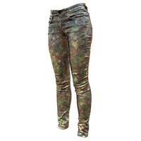 jeans pants camouflage 3d model