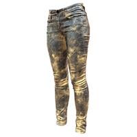 3d jeans pants