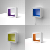 color shelf obj