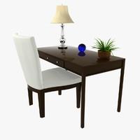 modern desk chair max