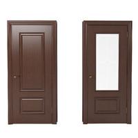3d grenade room doors model