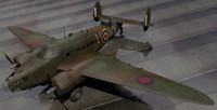 rare planes lockheed hudson 3ds