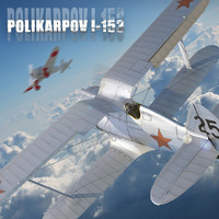 polikarpov fighter max