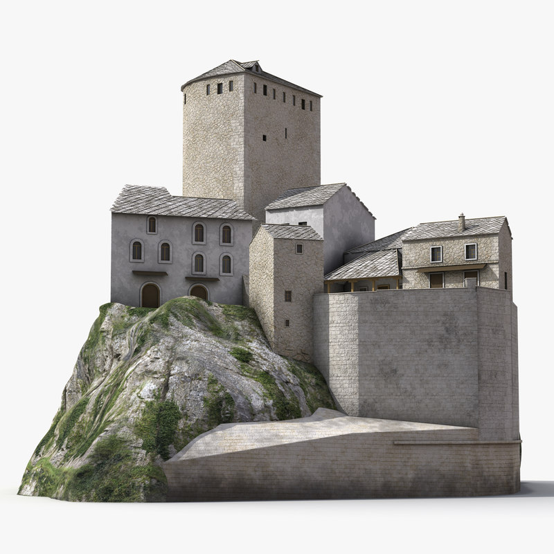 Castle on the Hill 3d model 00.jpg