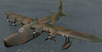 short sunderland mk-2 3d model