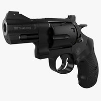 3d smith wesson model