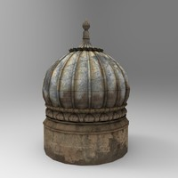 3d gh main tomb