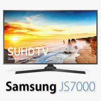 samsung 4k suhd js7000 3d model
