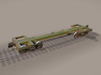 Railway Car Frame