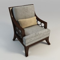 coastal arm chair max