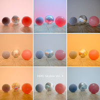 HDRi Vol 4 Skybox Collection