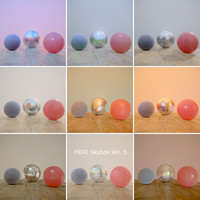 HDRi Vol 5 Skybox Collection