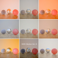 HDRi Vol 8 Skybox Collection