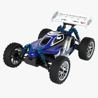 realistic hsp rc road 3d max