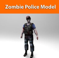 zombie police 3ds