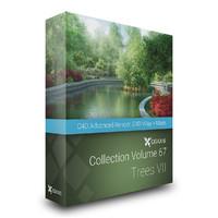 volume 67 - trees 3d c4d