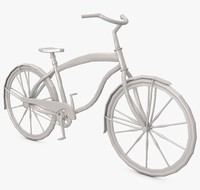 dxf bicycle