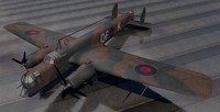 rare planes armstrong whitworth 3d 3ds