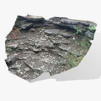 Eroded Rock Face