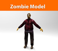 zombie fat character