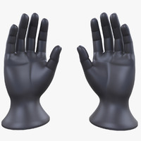 hands lay figure 3ds